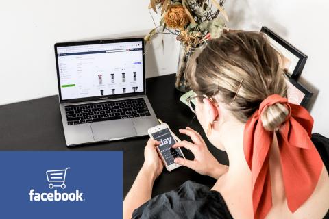 Facebook Shop nowy e-commerce