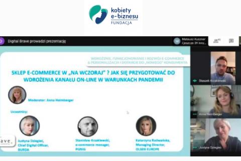 Konferencja e-commerce rozwój w czasie pandemii