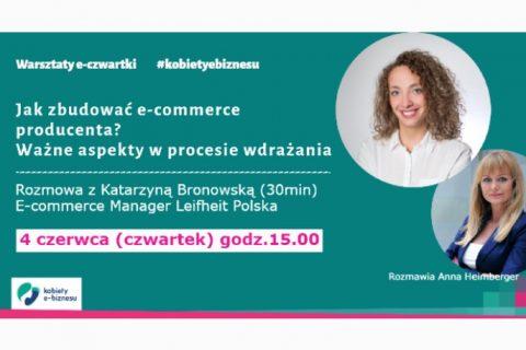 Jak zbudować e-commerce producenta. Ważne aspekty w procesie wdrażania
