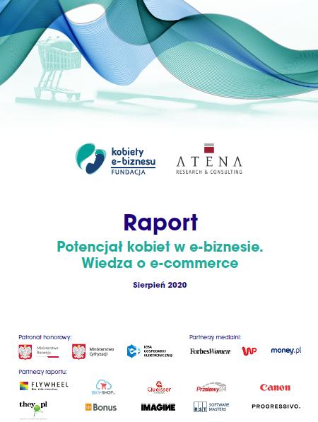 Raport Potencjał kobiet w    e-biznesie.