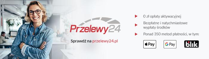 przelewy 24 reklama