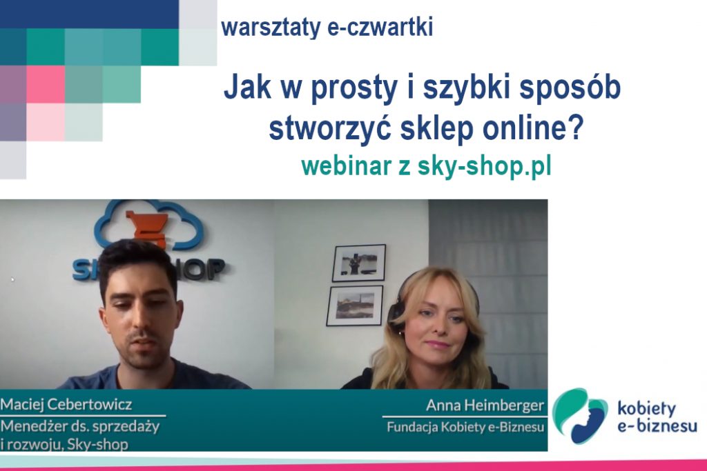 sklep online-sky-shop - jak zbudować