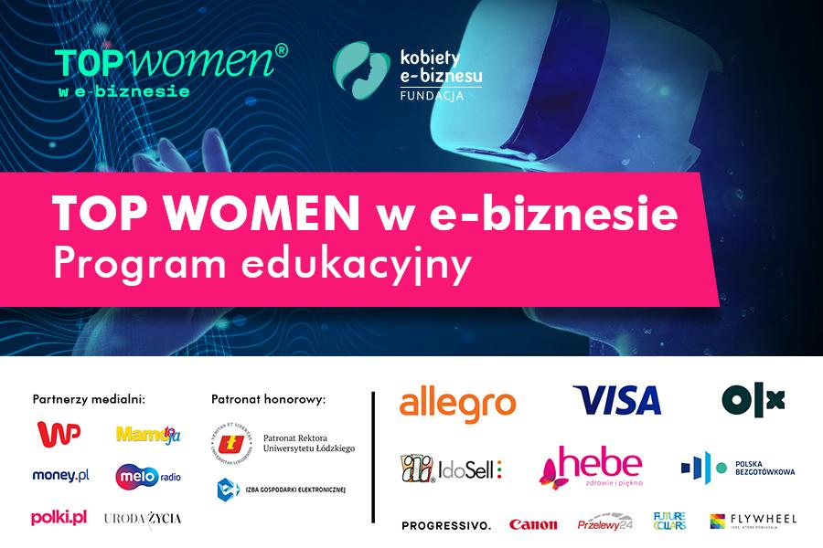 TOP women w ebiznesie Program edukacyjny