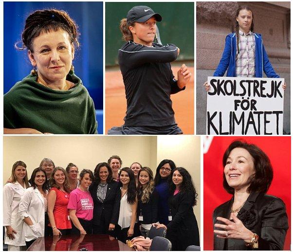 Ranking wpływowych kobiet w 2020 roku